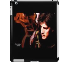 Captain Malcolm Reynolds iPad Case/Skin