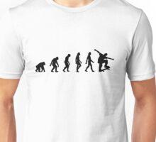 The Evolution of Skateboarding Unisex T-Shirt