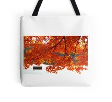 Summer's End - Fall creeps in Tote Bag