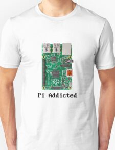 Pi Addicted T-Shirt