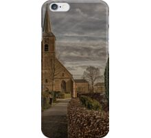 country church iPhone Case/Skin