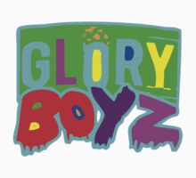 GLORY BOYZ ENTERTAINMENT TOY SHIRT by Ashar Wallace
