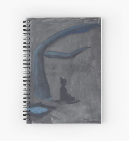 Buddha's Mind Spiral Notebook