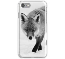 Fox on the Prowl iPhone Case/Skin