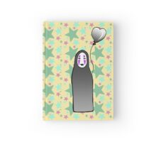 No-Face with a Balloon Hardcover Journal