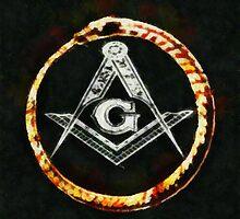 Freemason by Pierre Blanchard by esotericaart