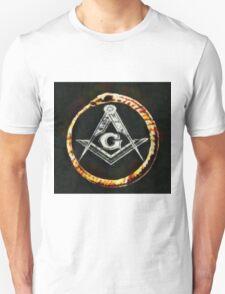Freemason by Pierre Blanchard T-Shirt