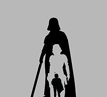 Star wars by JokerrS