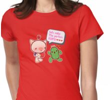 We make the perfect KUPO! Womens Fitted T-Shirt
