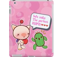 We make the perfect KUPO! iPad Case/Skin