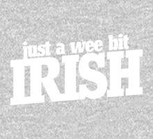A wee bit irish One Piece - Long Sleeve