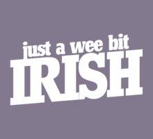 A wee bit irish Kids Tee