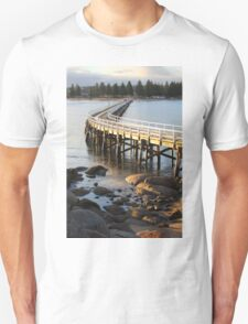 Granite Island Bridge Pt.6 T-Shirt