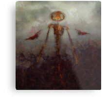 It Came From Hell by Sarah Kirk Metal Print