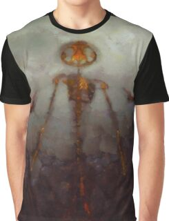 It Came From Hell by Sarah Kirk Graphic T-Shirt