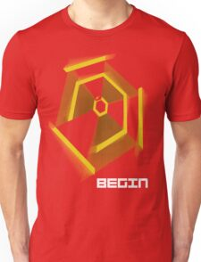 Hexagon Begin T-Shirt