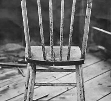 Old Chair by slshuttleworth