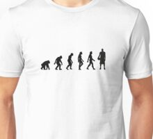 The Evolution of Basketball Unisex T-Shirt