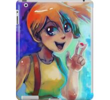 Misty - Portrait Painting iPad Case/Skin