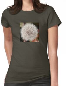 Taraxacum Officinale Fruit Womens Fitted T-Shirt