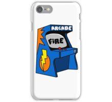 Arcade Fire Machine iPhone Case/Skin