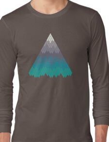 Many Mountains Long Sleeve T-Shirt