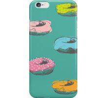 Donuts pattern iPhone Case/Skin
