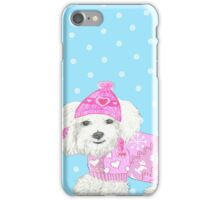 dogs in jumpers iPhone Case/Skin