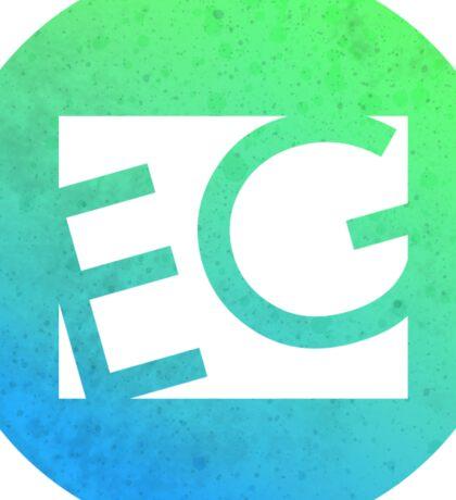EG FILMS LOGO OFFICIAL MERCH Sticker