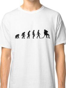 The Evolution of Hockey Classic T-Shirt