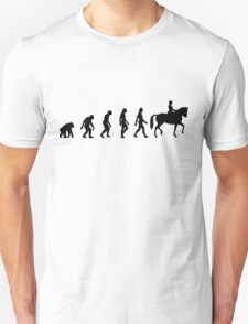 The Evolution of Riding T-Shirt
