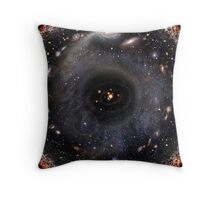 The Universe! As the Artist Intended!! Throw Pillow
