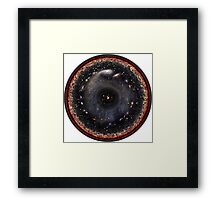The Universe! As the Artist Intended!! Framed Print