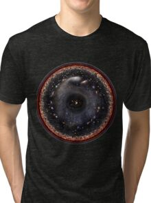 The Universe! As the Artist Intended!! Tri-blend T-Shirt