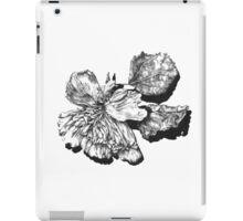 Decay - Flower iPad Case/Skin