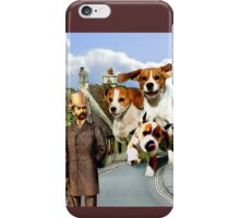 Hounds of the Baskervilles iPhone Case/Skin