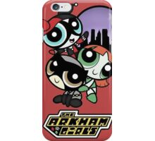 The Arkham Girls iPhone Case/Skin