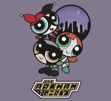 The Arkham Girls Kids Tee