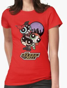 The Arkham Girls Womens Fitted T-Shirt