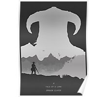 A Tale of a Lone Dragon Slayer Poster