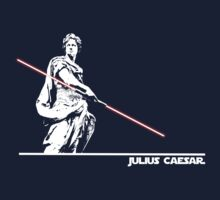 Star Wars: Julius Caesar - White Ink Kids Tee