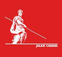 Star Wars: Julius Caesar - White Ink Kids Tee