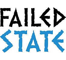Failed state - Greece Photographic Print