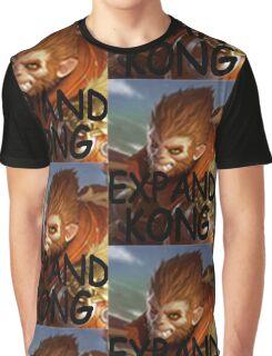 expand kong  Graphic T-Shirt