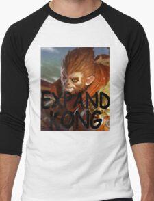 expand kong  Men's Baseball ¾ T-Shirt
