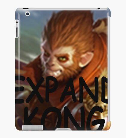 expand kong  iPad Case/Skin