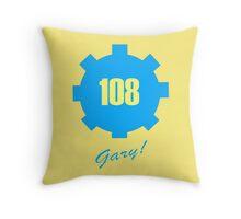 Gary! Throw Pillow