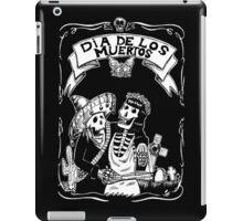 Dia de los muertos iPad Case/Skin