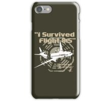 "LOST ""I Survived Flight 815"" iPhone Case/Skin"