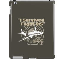 "LOST ""I Survived Flight 815"" iPad Case/Skin"